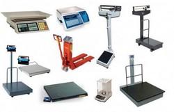 Calibrações de balanças eletrônicas