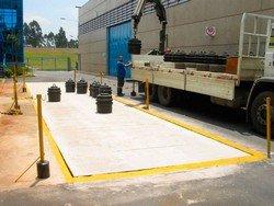 Calibração de balanças rodoviárias