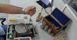 Conserto de balança digital