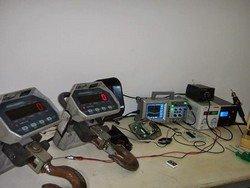 Conserto de balança eletrônica