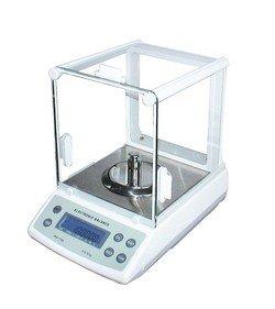 Manutenção de balança analítica