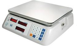 Manutenção de balanças digitais