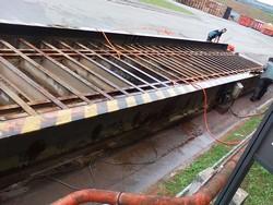 Manutenção de balanças rodoviárias
