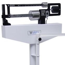 Manutenção e calibração de balança